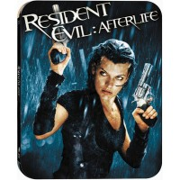 Resident Evil: Afterlife Limited Steelbook Blu Ray New Audio Italiano Uk Edt