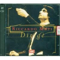 Riccardo Muti - Dirige (Verdi/Mascagni/Mozart) 2x Cd