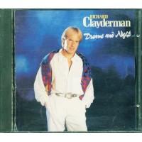 Richard Clayderman - Dreams And Night Cd