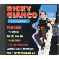 Ricky Gianco - I Successi Cd
