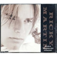 Ricky Martin - Maria (Spanglish Version) Raridad/Oop Cd