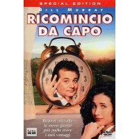 Ricomincio Da Capo - Bill Murray Super Jewel Box Dvd