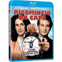 Ricomincio Da Capo - Bill Murray/Andie Macdowell Blu Ray