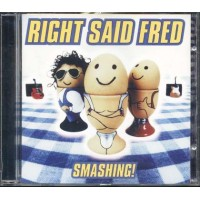 Right Said Fred - Smashing! Cd