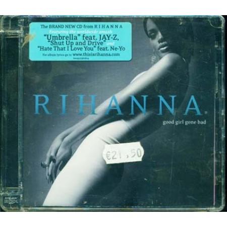 Rihanna - Good Girl Gone Bad (Umbrella) First Press No Slidepack Cd