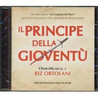 Il Principe Della Gioventu' - Riz Ortolani Cd