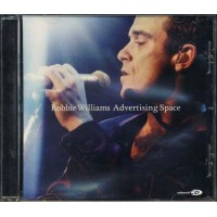 Robbie Williams - Advertising Space Cd