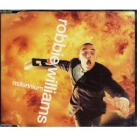 Robbie Williams - Millennium Cd