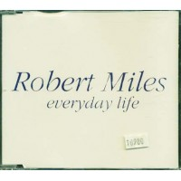 Robert Miles - Everyday Life Rare! Cd