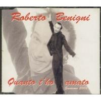 Roberto Benigni - Quanto T'Ho Amato Sanremo 2002 Cd