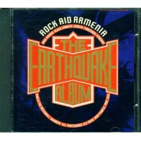 Rock Aid Armenia Earthquake Album Iron Maiden/Genesis/Deep Purple Cd