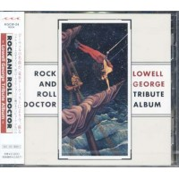 Rock And Roll Doctor Lowell George Tribute Japan Cd