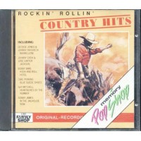 Rockin' Rollin' Country Hits - Johnny Cash/Perkins Cd