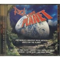 Rock Planet - U2/Pink Floyd/Queen/Seal/Genesis/Dire Straits 2x Cd
