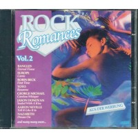 Rock Romances Vol. 1 & 2 - Genesis/Clapton/Europe/Nazareth 2x Cd
