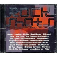 Rock Shots - Queen/Bowie/Oasis/Rem/Ligabue/Litfiba/Filter 2x Cd