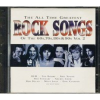 Rock Songs Of The 60 70 80 90 Vol. 2 - Oasis/Rem/Guns N Roses/Inxs Cd