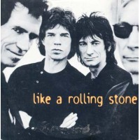 The Rolling Stones - Like A Rolling Stone Cardsleeve Cd