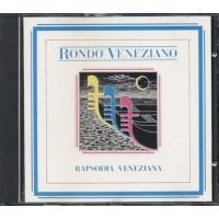 Rondo' Veneziano - Rapsodia Veneziana Baby Records Cd