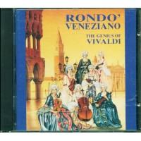 Rondo' Veneziano - The Genius Of Vivaldi Cd
