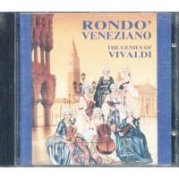 Rondo' Veneziano - The Genius Of Vivaldi Baby Records Cd