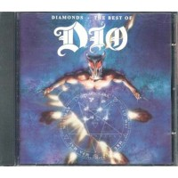 Dio Ronny James - Diamonds/The Best Of Cd