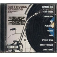 Ruffhouse Records Greatest Hits - Cypress Hill/Fugees/Lauryn Hill Cd