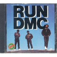 Run Dmc - Tougher Than Leather First Press Us No Barcode Cd