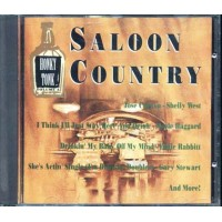 Saloon Country - Oak Ridge Boys/Hank Williams Cd