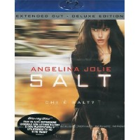 Salt - Angelina Jolie Blu Ray