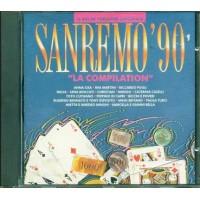 Sanremo 1990 - Anna Oxa/Mia Martini/Milva/Caselli/Biolcati/Marcella Cd