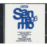 Sanremo 1996 Super - Elio E Le Storie Tese/Magoni/Ambra/Turci Cd