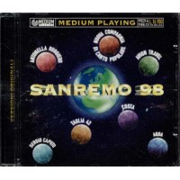 Sanremo 98 Medium Playing Cd