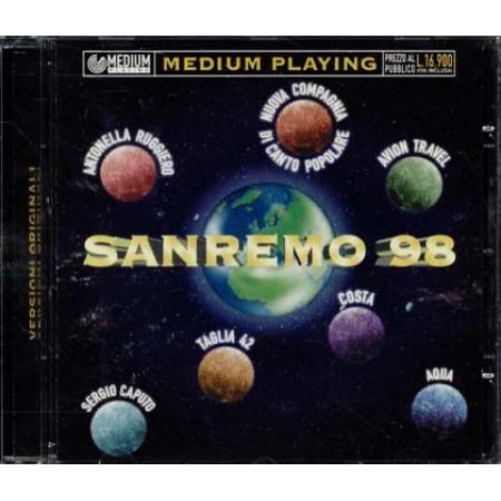 Sanremo 98 Medium Playing Cd