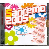 Sanremo 2005 - Renga/Marina Rei/Masini/Tatangelo/Cutugno/Negramaro Cd