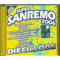 Sanremo Super 2006  Grignani/Oxa/Virginio/Venuti Cd