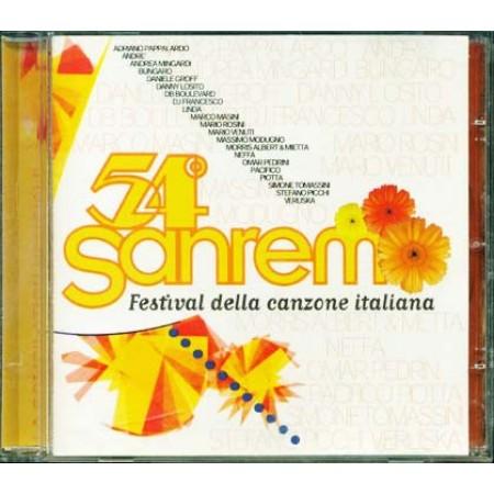 Sanremo 2004 - Masini/Venuti/Neffa/Pappalardo Cd