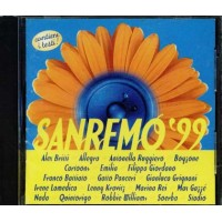 Sanremo 99 - Grignani/Battiato/Quintorigo/Nada/Kravitz Cd