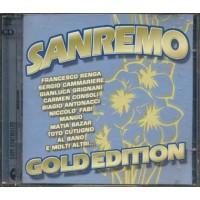 Sanremo Gold Edition - Grignani/Negrita/Consoli/Vasco/Laura Bono Cd