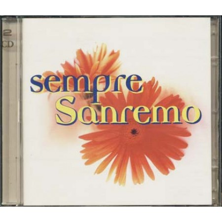 Sanremo Sempre - Mina/Mia Martini/Patty Pravo/Berte'/Oxa/Vasco 2x Cd
