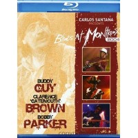 Carlos Santana Presents Blues At Montreux 2004 Blu Ray (Buddy Guy)