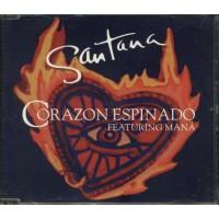 Santana Feat Mana' - Corazon Espinado Cd