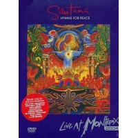 Santana - Hymns For Peace Live At Montreux 2004 (Hancock/Chick Corea) 2x Dvd