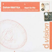 Sarah Mattea - Heart On Fire D:Vision 9 Tracks Cd