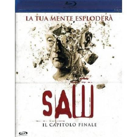 Saw Il Capitolo Finale - Blu Ray