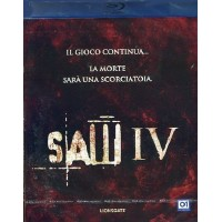 Saw Iv - Blu Ray