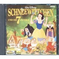 Walt Disney - Schneewittchen Und Die 7 Zwerge Karussell Cd