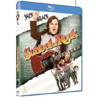 School Of Rock - Jack Black Blu Ray