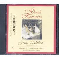 Franz Schubert - Sinfonia N. 1 E N. 3 Cd