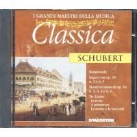 Schubert - Rosamunda/Improvvisi/Tre Lieder Cd